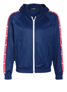 DSQUARED2 Trainingsjacke mit Galonstreifen