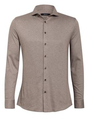 DESOTO Jerseyhemd Extra Slim Fit