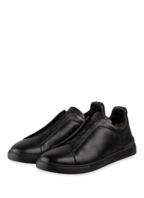 Ermenegildo Zegna Slip-on-Sneaker TRIPLE STITCH