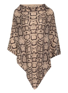 darling harbour Poncho mit Cashmere