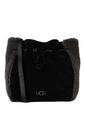 UGG Rucksack FEY 2 WAY mit Echtfellbesatz