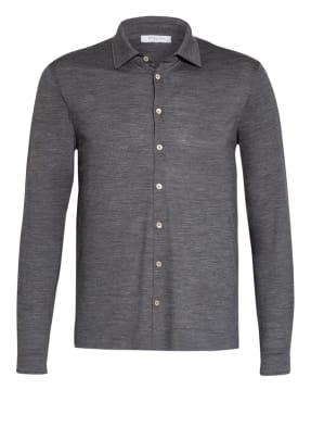 BOGLIOLI Jerseyhemd Extra Slim Fit