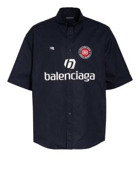 BALENCIAGA Oversized-Hemd SOCCER