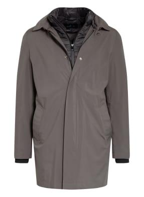 HACKETT LONDON 3-in-1-Jacke mit abnehmbarer Kapuze