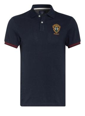HACKETT LONDON Piqué-Poloshirt BLACKWATCH Slim Fit
