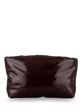 KASSL Clutch LEATHER LACQUER