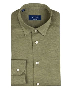 ETON Piqué-Hemd Contemporary Fit