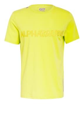 ALPHATAURI T-Shirt JANOS V2.Y4.02