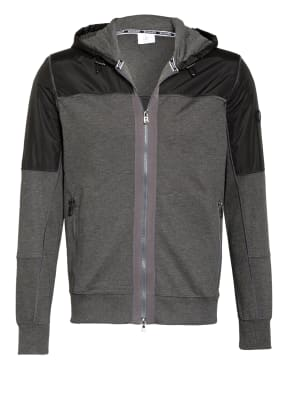 BOGNER Sweatjacke ELVIO im Materialmix