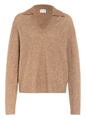 NORR Pullover mit Alpaka