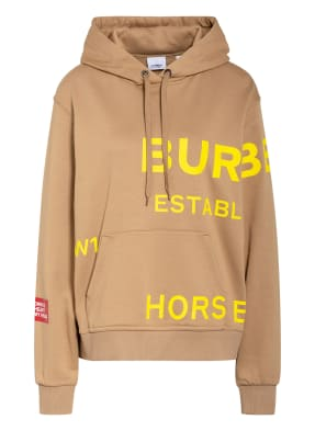BURBERRY Oversized-Hoodie POULTER