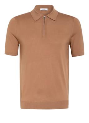 REISS Strick-Poloshirt MAXWELL