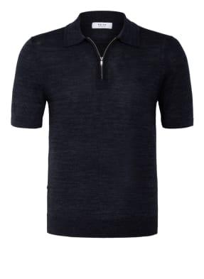 REISS Strick-Poloshirt MAXWELL Slim Fit