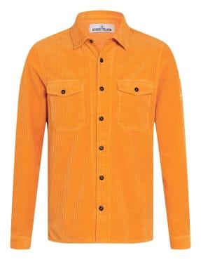 STONE ISLAND Cord-Overshirt