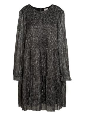 Mrs & HUGS Kleid mit Glitzergarn