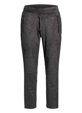 s.Oliver BLACK LABEL Hose im Jogging-Stil