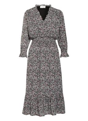 NEO NOIR Kleid JENNA mit Rüschenbesatz