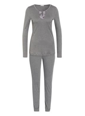 HANRO Schlafanzug FIA mit Seide