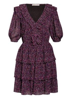 MICHAEL KORS Kleid ZINNIA mit 3/4-Arm und Volants