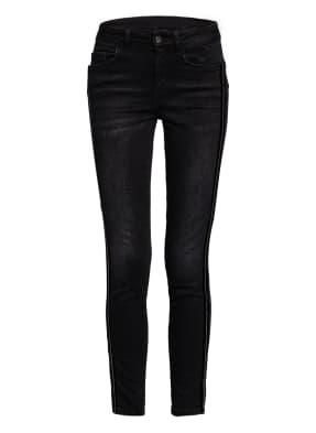 LIU JO Skinny Jeans mit Galonstreifen