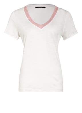 MARC AUREL T-Shirt aus Leinen