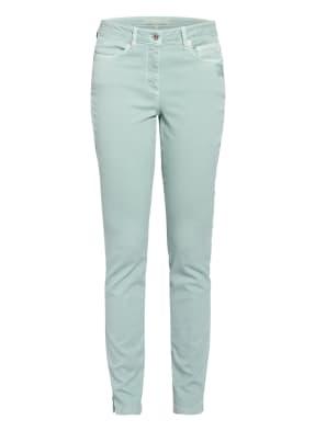 MARC AUREL Skinny Jeans mit Schmucksteinbesatz