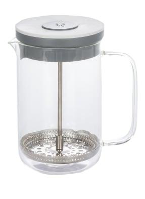 RIG TIG Kaffee- und Teezubereiter BREW-IT mit Pressfilter