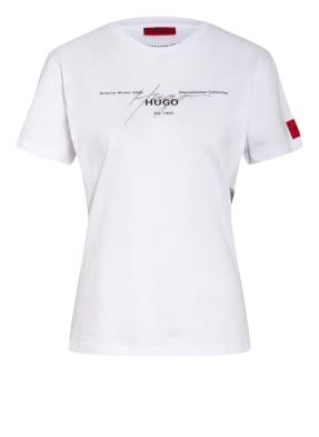 HUGO T-Shirt THE REGULAR TEE