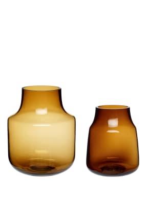 HÜBSCH 2er-Set Vasen