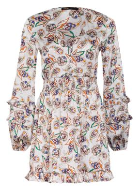 maje Kleid RISLEY mit Rüschenbesatz
