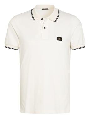 DENHAM Piqué-Poloshirt Slim Fit