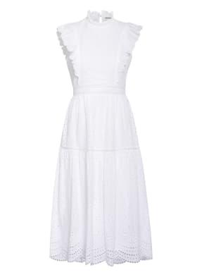 WHISTLES Kleid aus Lochspitze