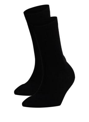 FALKE 2er-Pack Socken SOFTMERINO