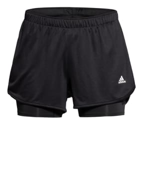 adidas Laufshorts MARATHON 20 TWO-IN-ONE