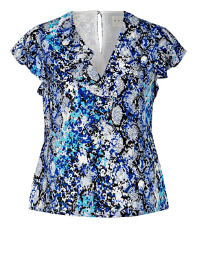 damsel in a dress Blusenshirt ANYSIA mit Volantbesatz
