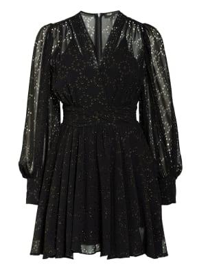 maje Kleid RASERE mit Glitzergarn