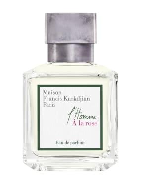 Maison Francis Kurkdjian Paris L'HOMME Á LA ROSE