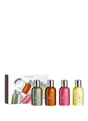 MOLTON BROWN SPICY & CITRUS BATHING COLLECTION