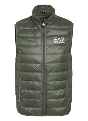 EA7 EMPORIO ARMANI Lightweight-Daunenweste