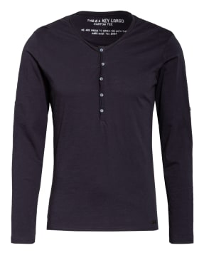 KEY LARGO Henley-Shirt GINGER