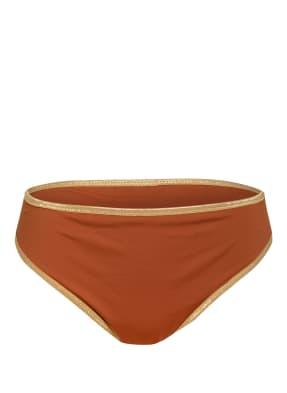 MYMARINI Bikini-Hose SHINE zum Wenden
