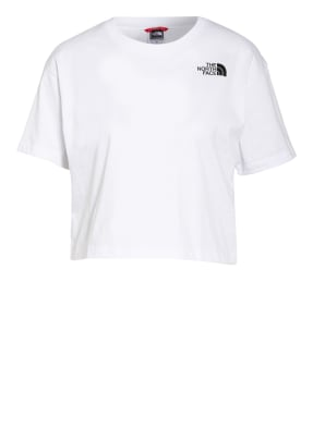 THE NORTH FACE Cropped-Shirt SIMPLE DOME
