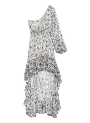 Berenice One-Shoulder-Kleid mit Seide