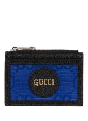 GUCCI Kartenetui OFF THE GRID mit Münzfach