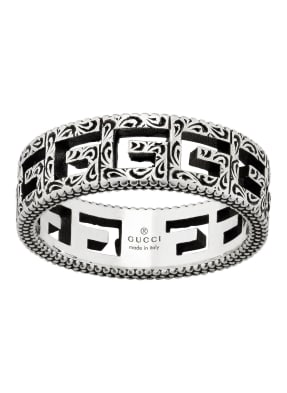 GUCCI Ring SQUARE G