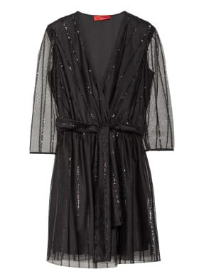 MAX & Co. Kleid PRELUDIO mit 3/4-Arm und Paillettenbesatz