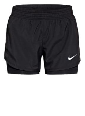 Nike 2-in-1 Laufshorts 2-IN-1 RUNNING mit Mesh-Einsatz