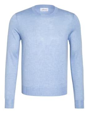 Brioni Cashmere-Pullover mit Seide