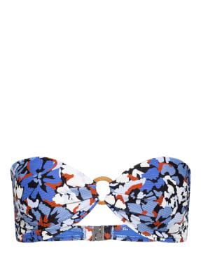 SEAFOLLY Bandeau-Bikini-Top THRIFT SHOP