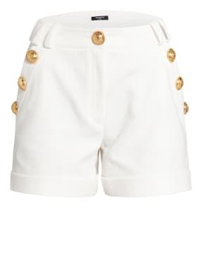 BALMAIN Piqué-Shorts